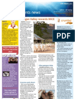 Business Events News for Mon 26 Mar 2012 - Wolgan Valley, FC, La Traviata, Scandinavia and much more