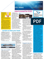 Business Events News for Mon 19 Mar 2012 - SCEC gongs, Ramada, Oaks, MSC and much more