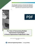 The Value of Harmonizing Multiple Improvement Technologies