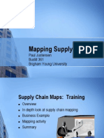 Mapping Supply Chains