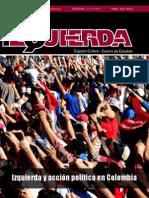 Revista izquierda no24 julio de 2012