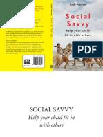 Social Savvy 0864315600