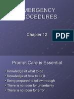 326-3 EMERGENCY PROCEDURES
