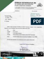 Dody Firmanda 2012 - 4 Juli 2012 Strategi Akreditasi RSF