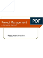 Resource Allocation i