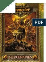 Forces of Warmachine - Mercenaries