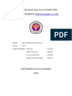 Analisis Website Klick Bca