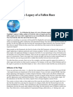 Angels and Spirits~the Forbidden Legacy of a Fallen Race