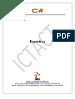 C# Exercises