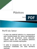 Processo de Produção Plásticos