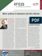 Notre système d'indexation doit être réformé, Infor FEB 23, 5 juillet 2012