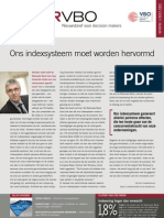 Ons indexsysteem moet worden hervormd, Infor VBO 23, 5 juli 2012