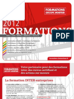 Catalogue 2012 Moniteur