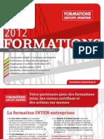 Catalogue 2012 Moniteur