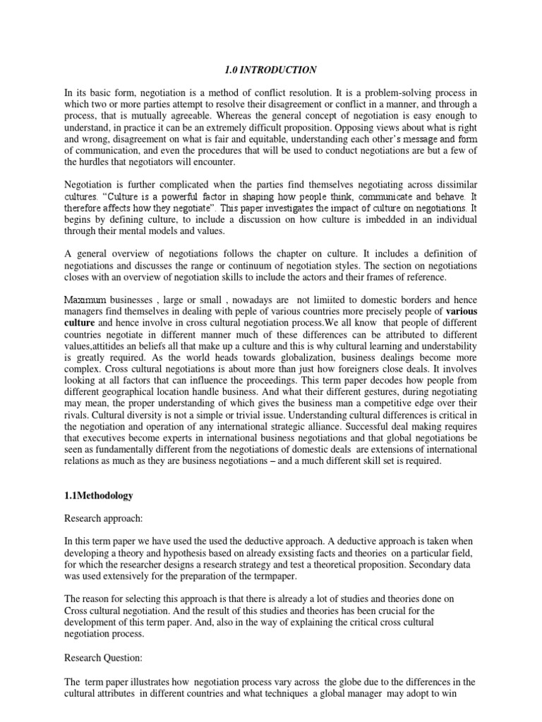 Diplomacy Essay Example   Topics and Well Written Essays - words