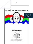 Que es un PodCast? - Comic