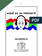 Que es un PodCast? - Comic