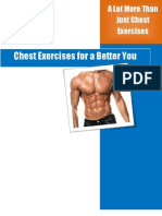 Chest Exercises for a Better You