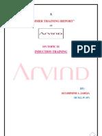 Arvind General Report