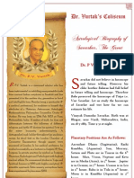 Astrological Biography of Swa. Savarkar
