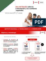 Resumen ejecutivo del Estudio sobre la seguridad de la información y la e-confianza de los hogares españoles (informe anual 2011)