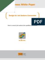 WP Design for JobSeekers