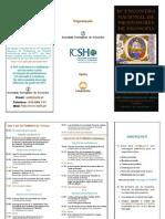 10º ENPF - Folheto-Programa SPF