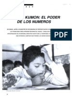 Método Kumon - El poder de los números