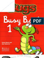 Bugs 1 Busy Book