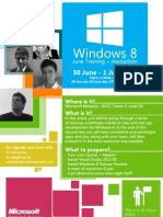 MSP June (Win8) Flyer