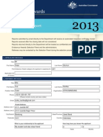 2013 Referee Report Form