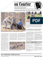 Bison Courier, July 5, 2012