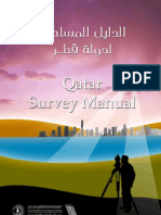 Qatar Survey Manual
