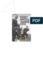 U.S. Army Pocket PT Guide