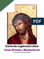 12. ACATISTELE DOMNULUI IISUS HRISTOS - MÂNTUITORUL