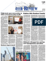 Pioneer Review, July 5, 2012