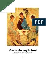 CARTEA Acatiste, Paraclise, Canoane, Rugaciuni