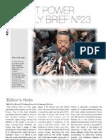 J-Soft Power Weekly Brief #23