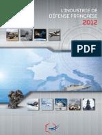 Livre Blanc Cidef 2012