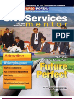 Civil Services Mentor July 2012 Www.upscportal