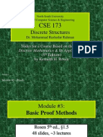 NSU Module 03 Proofs