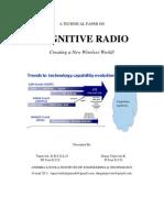 Cognitive Radio