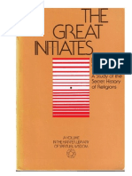 Edouard Schuré -The Great Initiates - A Study of the Secret History of Religions