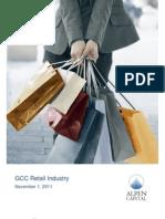 GCC Retail Industry Report 2011_1 November 2011
