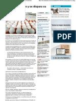 02-07-12 Escasea El Huevo y Se Dispara Su Precio 130%