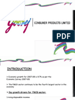 Godrej Marketing Plan