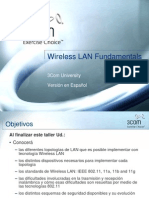 Wireless LAN Fundamentals - SPA
