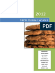 Farmhouse Cookies Branding Strategy