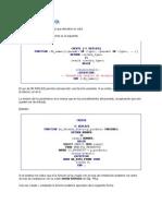 Funciones en PLSQL