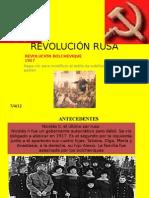 Revolucion Rusa 2011
